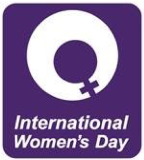 International Women's Day Logo 2