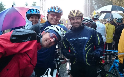 Raymond James Team Rides to Conquer Cancer