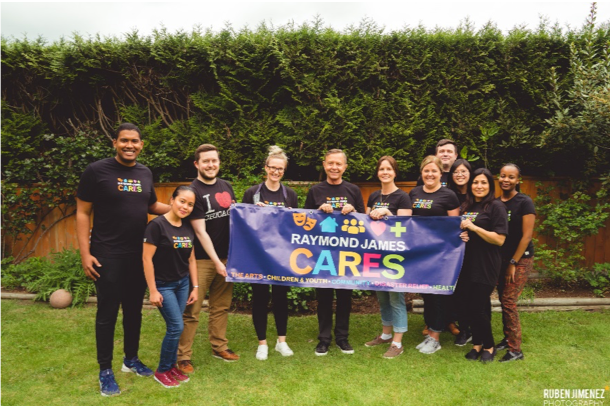 Raymond James Cares Month 2019
