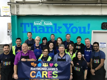Thank you Group Image for Raymond James Care Month